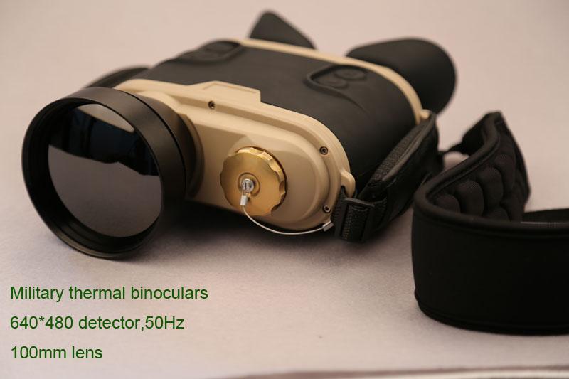 Long Range Thermal Binocular