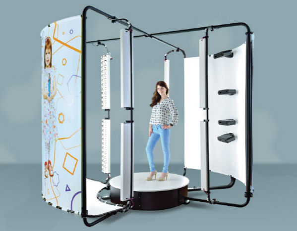 3D Body Scanner Gives Women More Beautiful Dressing